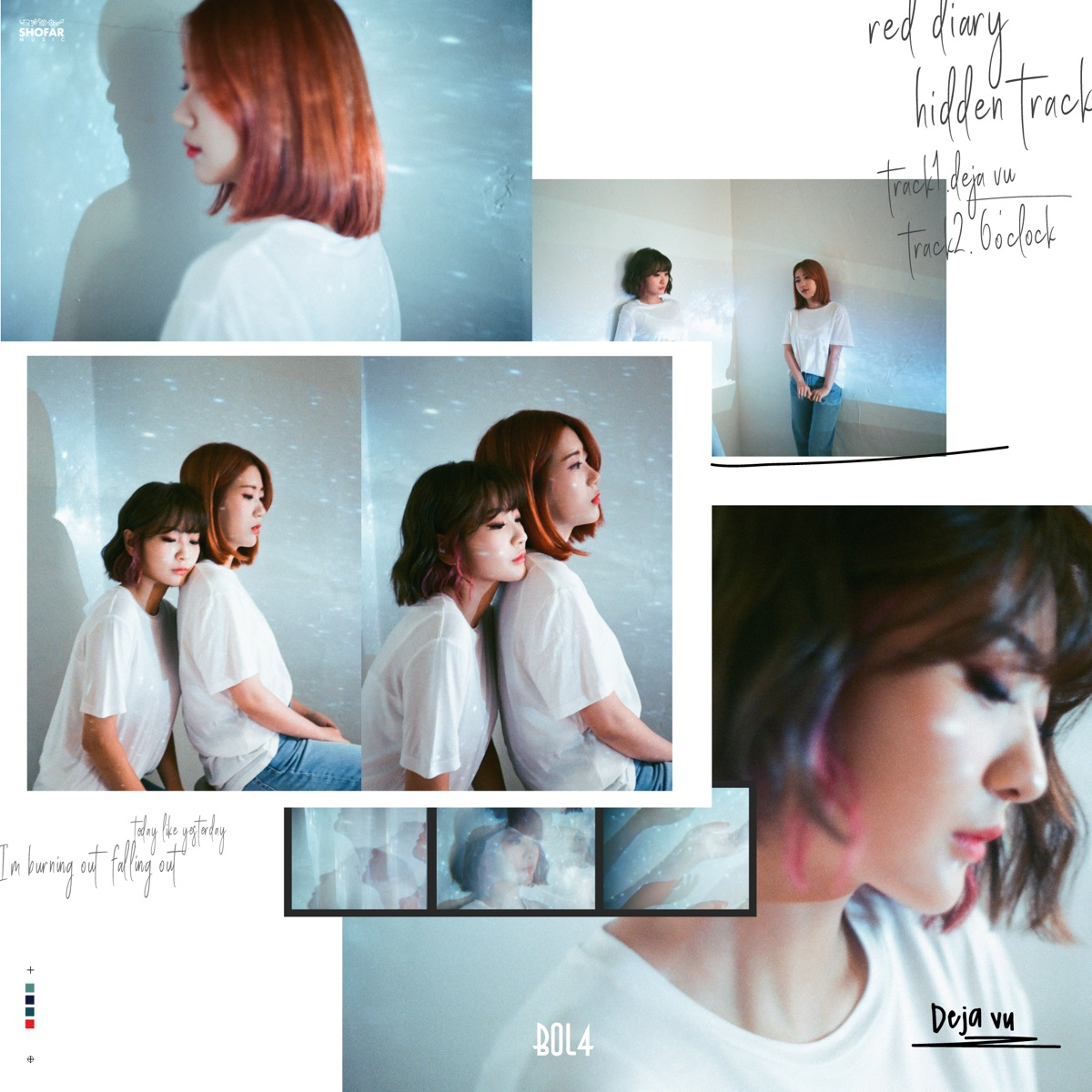Red Diary「Hidden Track」