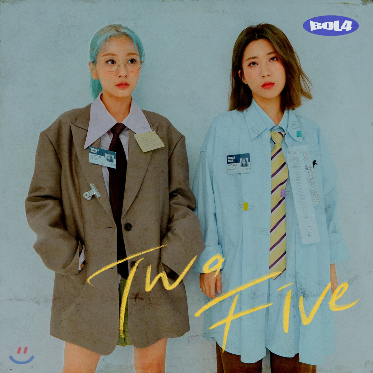 4th Mini Album「Two Five」